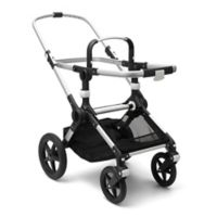 Bugaboo Fox Stroller Base in Silver