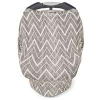SKIP*HOP® Grab & Go Car Seat Arm Pad & Canopy in Grey Zig Zag