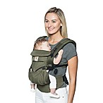 Ergobaby™ Omni 360 Cool Air Mesh Baby Carrier in Khaki Green