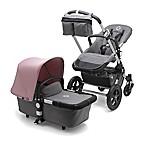 Bugaboo Cameleon3 Fresh Collection Complete Stroller in Soft Pink