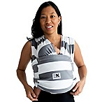 Baby K'tan® Print Extra Small Striped Baby Carrier in Grey/White