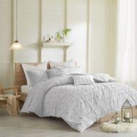 Urban Habitat Brooklyn King/California King Comforter Set in Grey
