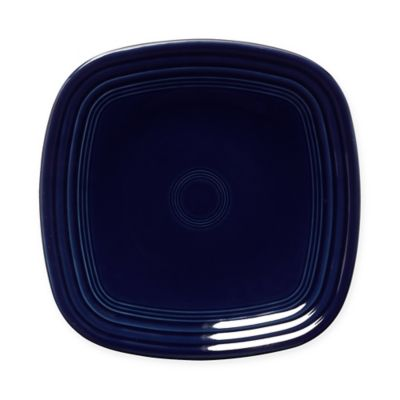 Fiesta® Square Luncheon Plate in Cobalt Blue  sc 1 st  Bed Bath u0026 Beyond & Buy Fiesta® Square Plates from Bed Bath u0026 Beyond