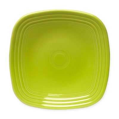 Fiesta® Square Luncheon Plate in Lemongrass  sc 1 st  Bed Bath u0026 Beyond & Buy Fiesta® Square Plates from Bed Bath u0026 Beyond