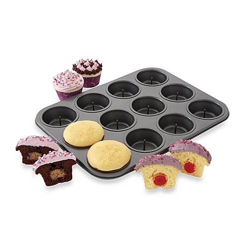 Chicago Metallic Cupcake Surprise Pan Bed Bath Amp Beyond