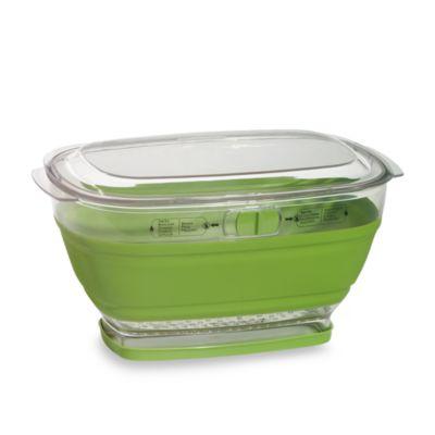 prepworks Collapsible Lettuce Keeper Bed Bath Beyond