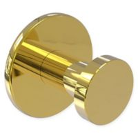 Allied Brass Fresno Robe Hook in Polished Brass