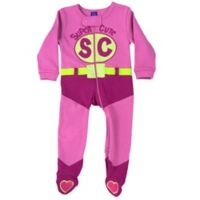 Sozo® Size 24M Super Cute Footed Romper in Pink