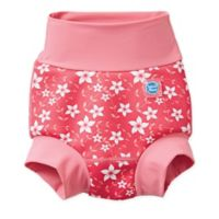 Splash About Size 12-24M Happy Nappy™ Blossom Swim Diaper in Pink