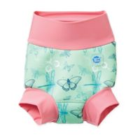 Splash About Size 12-24M Happy Nappy™ Dragonfly Swim Diaper in Green