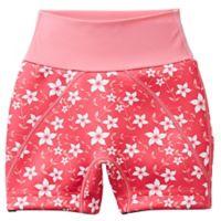 Splash About Size 2-3T Children's Splash Jammers in Pink Blossom