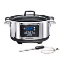 Hamilton Beach® Programmable Set & Forget® 6 qt. Slow Cooker