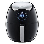 GoWISE USA® 3.7 qt. Digital Air Fryer in Black