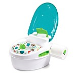 Summer Infant® Step-by-Step Potty Trainer and Step Stool in Blue