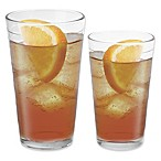 Libbey® Salt Rings 16-Piece Drinkware Set