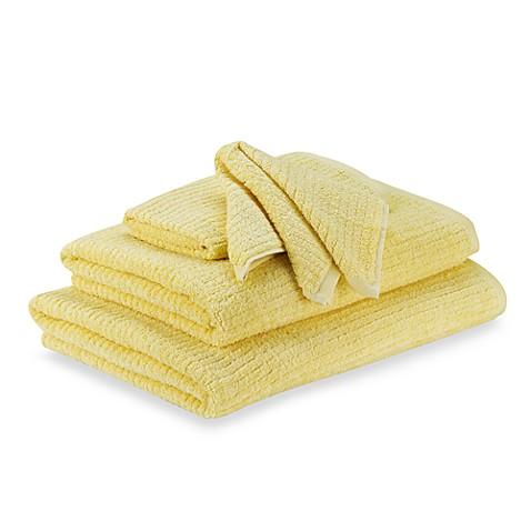 Dri Soft Bright Yellow Bath Towels 100 Cotton Bed Bath