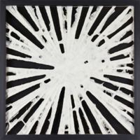 Marmont Hill White Burst Paper Art