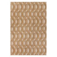 Surya Modern Classics 9' x 13' Link Handcrafted Area Rug in Camel