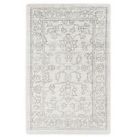 Surya Hightower 6' x 9' Handcrafted Area Rug in Grey
