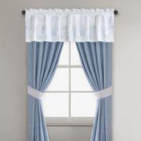 Harbor House™ Crystal Beach 84-Inch Window Curtain Panel Pair