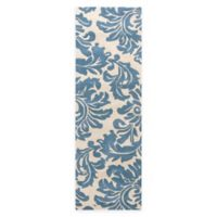 Surya Athena 3' x 12' Handcrafted Runner in Blue