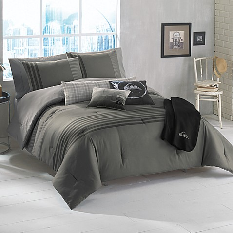 Quiksilver Rogue Decorative Bedding Set - Bed Bath & Beyond Quiksilver Bedding Queen