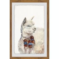 Marmont Hill Wink 24-Inch x 36-Inch Framed Wall Art