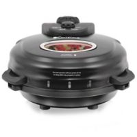 Euro Cuisine® 12-Inch Electric Pizza Oven in Black
