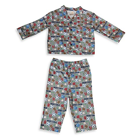Absorba® Sports Size 2T Pajamas (2-Piece Set)
