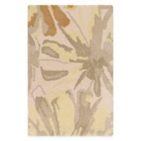 Surya Athena Floral Hand-Tufted 2' x 3' Area Rug in Green/Yellow