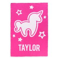 Tadpoles™ by Sleeping Partner Unicorn Knit Baby Blanket in Pink