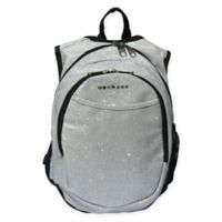 Obersee® Pre-School Sparkle Backpack in Silver