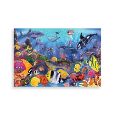 Melissa U0026 Doug® Underwater Floor Puzzle
