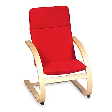 Guidecraft Junior Sized Nordic Rocker