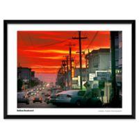 Daniel Furon's Balboa Blvd 19-Inch x 25-Inch Wall Art