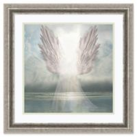 Amanti Art I Am Guided 23-Inch Square Framed Art