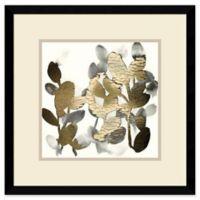 Amanti Art Gilt Garden IV 19-Inch Square Framed Wall Art