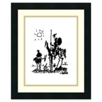 Amanti Art Picasso Don Quixote 16-Inch x 19-Inch Framed Wall Art
