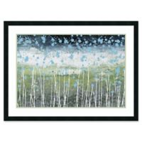 Amanti Art Aqua Splash 41-Inch x 30-Inch Framed Wall Art