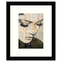 Amanti Art Birds (Woman) Framed Wall Art