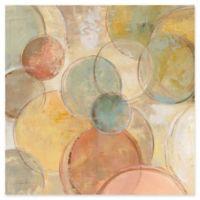 Amanti Art Fresco Bubbles 20-Inch Square Framed Wall Art