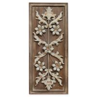 Stratton Home Décor Vintage Wood Panel Wall Art