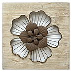 Stratton Home Decor Rustic Flower Wall Sculpture