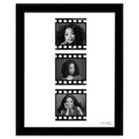 Fairchild Paris Oprah 32-Inch x 16-Inch Framed Film Cell Wall Art