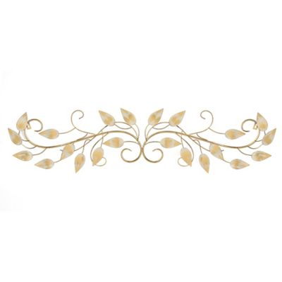 Stratton Home Décor Over The Door Scroll Metal Wall Art