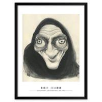 Dan Springer's Marty Feldman 25-Inch x 37-Inch Wall Art