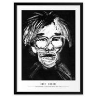 Dan Springer's Andy Warhol 19-Inch x 25-Inch Wall Art