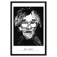Dan Springer's Andy Warhol 25-Inch x 37-Inch Wall Art