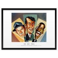 Artography Limited Woody Allen 19-Inch x 25-Inch Framed Wall Art