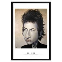 Dan Springer's Bob Dylan 25-Inch x 37-Inch Wall Art